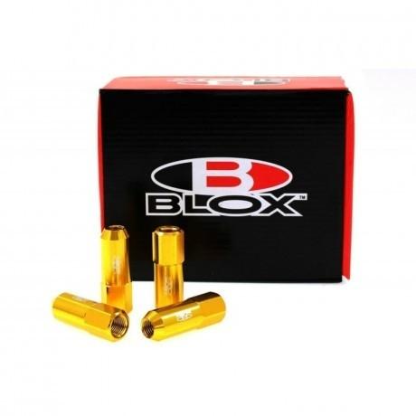Nakrętki Blox Replica 60mm M12x1.5 Gold