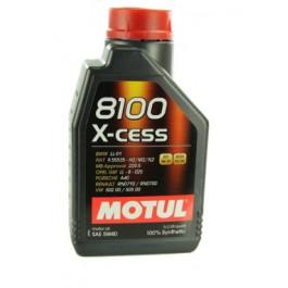 Olej MOTUL 8100 X-CLEAN EFE 5W-30