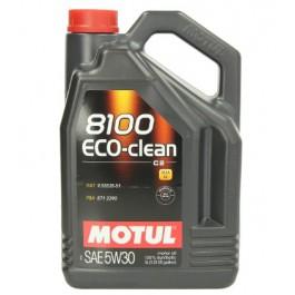 Olej MOTUL 8100 X-CLEAN+ C3 5W-30