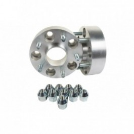 DYSTANSE PRZYKRĘCANE 22mm 72,5mm 5x120 Land Rover Discovery 3, 4, Range Rover LM, Range Rover Sport,