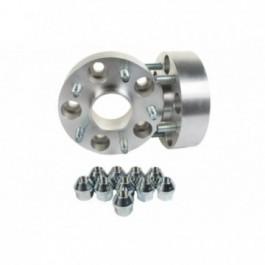 DYSTANSE PRZYKRĘCANE 40mm 66,1mm 4x114,3 Nissan 200SX, Almera, NV200, Primera, Tiida