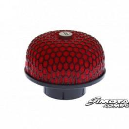 Filtr gąbkowy SIMOTA JAUWS-245 60-77mm Red