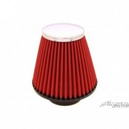Filtr stożkowy SIMOTA JAU-X02108-05 80-89mm Red