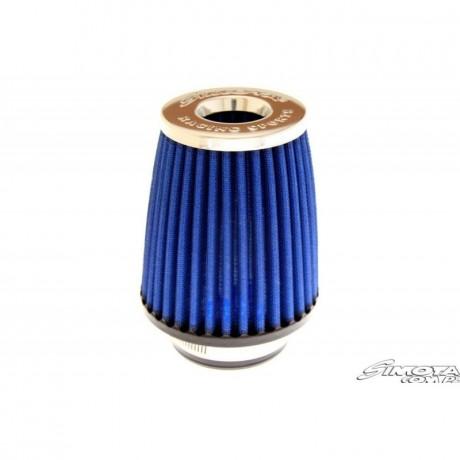 Filtr stożkowy SIMOTA JAU-X12209-05 60-77mm Blue