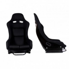 Fotel sportowy GTR BLACK