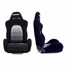 Fotel sportowy K700 BLACK