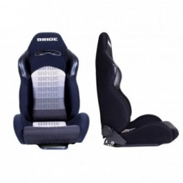 Fotel sportowy K701 BLACK
