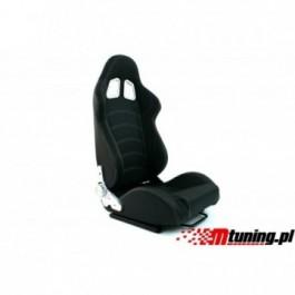 Fotel sportowy MONZA BLAST CARBON BLACK