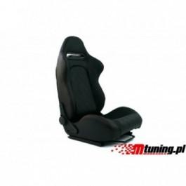 Fotel sportowy MONZA GRAND CARBON BLACK