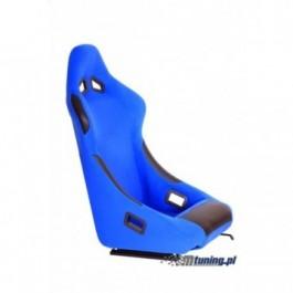 Fotel sportowy MONZA RACE - BLUE