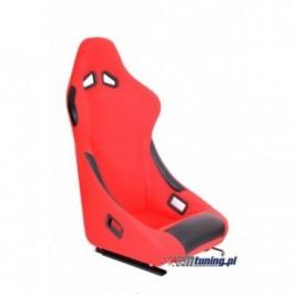 Fotel sportowy MONZA RACE - RED