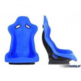 Fotel sportowy RALLY BLUE