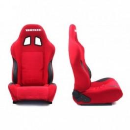 Fotel sportowy RAPID BRIDE RED