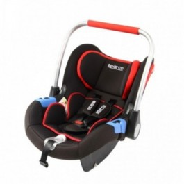 Fotelik Dziecięcy Samochodowy SPARCO F300i ISOFIX GRUPA 0 ( 0-13kg )