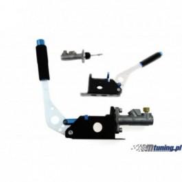 Hamulec ręczny hydrauliczny ProRacing Silver pion/poziom