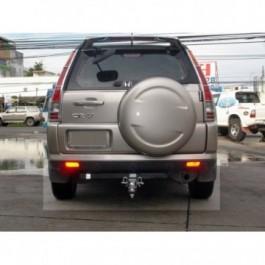 Honda CRV 02+ Chromy Na Lampy Tył