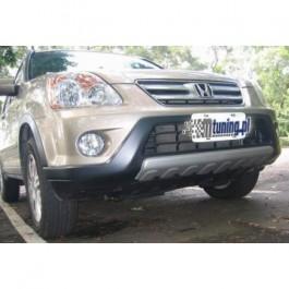 Honda CRV 05+ Dokładka Zderzak Przód