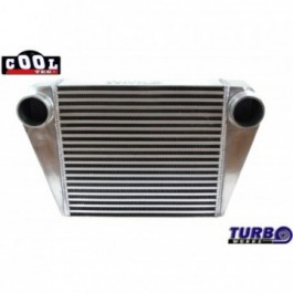 Intercooler TurboWorks 400x350x76 tylny