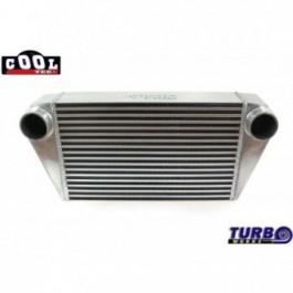 Intercooler TurboWorks 500x300x102 tylny