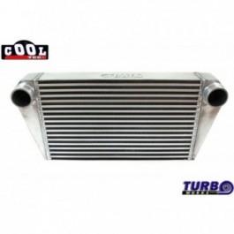 Intercooler TurboWorks 500x300x76 tylny