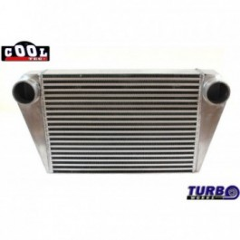 Intercooler TurboWorks 500x350x76 tylny