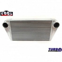 Intercooler TurboWorks 550x300x102 tylny