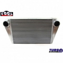 Intercooler TurboWorks 550x350x76 tylny