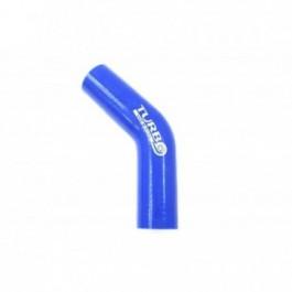 Kolanko 45st TurboWorks Blue 35mm