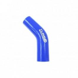 Kolanko 45st TurboWorks Blue 38mm