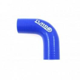 Kolanko 90st TurboWorks Blue 38mm