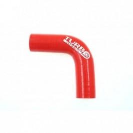 Kolanko 90st TurboWorks Red 25mm XL