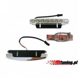 Lampy do jazdy dziennej 8 LED