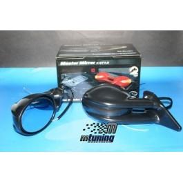Lusterka F16 Design - Elektryczne BLACK (4)