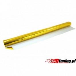 Mata termiczna samoprzylepna złota 100x120cm