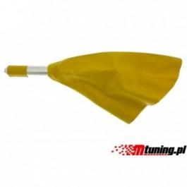 Mieszek ochronny na hamulec ręczny z rączką żółty