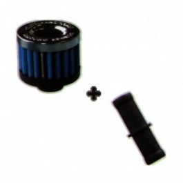 Moto Filtr stożkowy SIMOTA 12 mm Blue
