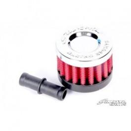Moto Filtr stożkowy SIMOTA 12 mm Red
