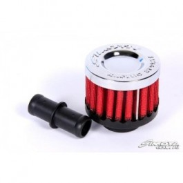Moto Filtr stożkowy SIMOTA 15 mm Red