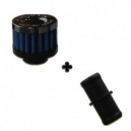 Moto Filtr stożkowy SIMOTA 18 mm Blue