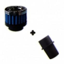 Moto Filtr stożkowy SIMOTA 25 mm Blue