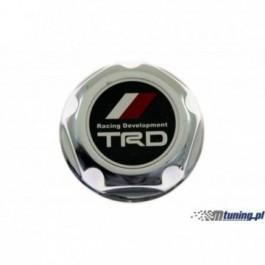 Aluminiowy korek wlewu oleju TOYOTA TRD 5z