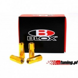 Nakrętki Blox Replica 60mm M12x1.25 Gold