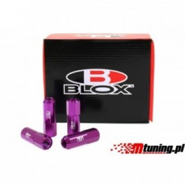 Nakrętki Blox Replica 60mm M12x1.25 Purple