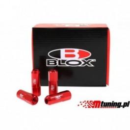 Nakrętki Blox Replica 60mm M12x1.25 Red