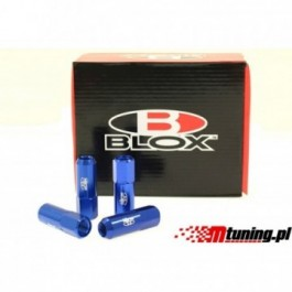 Nakrętki Blox Replica 60mm M12x1.5 Blue