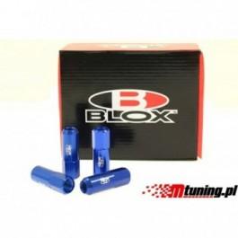 Nakrętki Blox Replica 60mm M12x1.5 Blue