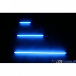 Neon 42 cm - niebieski