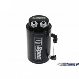 OIL CATCH TANK D1 SPEC 15mm BLACK