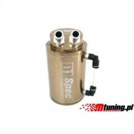 OIL CATCH TANK D1 SPEC 15mm TITANIUM