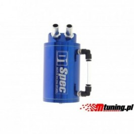 OIL CATCH TANK D1 SPEC 9mm BLUE